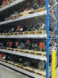 2007 Nissan Frontier Automatic Transmission OEM 134K Miles (LKQ~205889962)