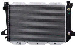 Radiator For 85-95 Ford F250 F350 Fast Free Shipping Great Quality