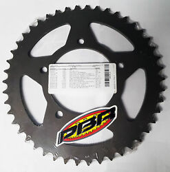 Aprilia Shiver 750 Sl 2007 2016 Pbr Rear Sprocket Ergal Hard 520 Pitch 40 T.