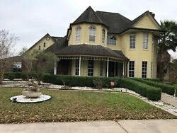 Victorian Ranch property ( Friendswood TX )