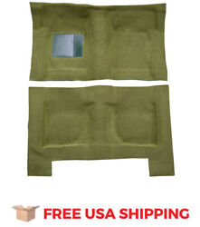 Fits 1965-1968 Ford Ranch Wagon 4dr Loop Carpet
