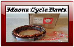 1972-1975 Nos Honda Cb-400-f Cb-350-f New Original Engine Stator 31102-333-004