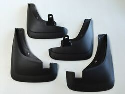 Fits To Toyota Tercel 95-99 Splash Guards Mud Flaps 4pcs Hard To Find