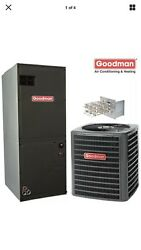 A.C. Split System Condenser & Air Handler 2 or 2&12 Ton R-22 & R-410 Units(SET)