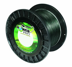 Power Pro Spectra Moss Green Braided Line Premium Stealthy Strong Fishing Line $52.98
