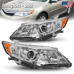 Headlights Assembly For