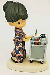 Precious Moments Singapore Airlines Sq Girl Flight Attendant 189602 Limited Ed
