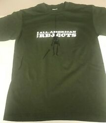 All American Rejects New Small 2002 Swing Swing Self-titled Shirt Official Real