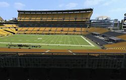 Pittsburgh Steelers PSL - Own 2 Seats in the Luxurious Club West Section 237
