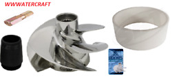 Seadoo 2009 Rxp X 255 Adonis Impeller/delrin Wear Ring And Free Tool Kit 15/21 Jb