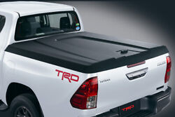 Trd Bed Hard Cover For Toyota Hilux 12 Ms612-0k001