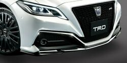 Trd Front Spoiler For Crown 22 Rs Ms341-30019