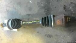 06 07 08 Mazda 6 Driver Axle Shaft Front Axle 6-181 3.0l At Outer Assembly