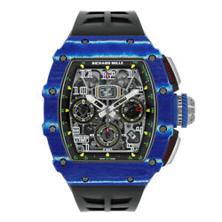Richard Mille Flyback Chronograph Jean Todt Limited Edition RM011-03