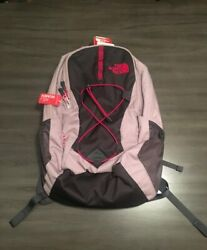 NWT The North Face Women's Jester Backpack in Quail Grey Heather