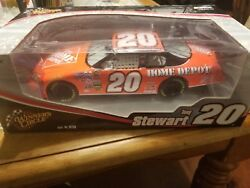 Winners Circle Die Cast 118 Scale Model Car Tony Stewart20 2006