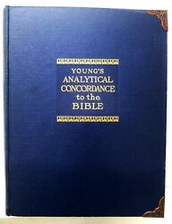 Young's Analytical Concordance To Bible, 22nd Am. Ed., R Young, Ca 1970, Funk
