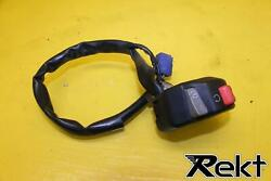 Yamaha Yzf R6 R6r Right Clip On Handle Kill Off Start Switch Switches