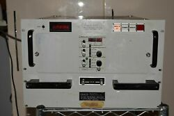 Space Microwave Labs Pulsed Microwave Amplifier 1.0-1.9ghz Ps3