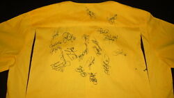 2010 Pittsburgh Pirates Team Signed Bowling Shirt Jersey Andrew Mccutchen ++