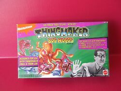 Nickelodeon Thingmaker Bog Woggs Monster Mix And Molds Hard To Find 1994 Mattel