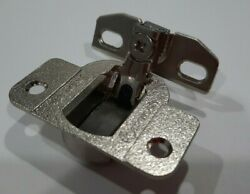 New Amerock 2010-33 35mm 105 Degree Hinges With 1-1/4+ Overlay Plates 07v