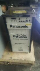 Panasonic welding power supply HM-350