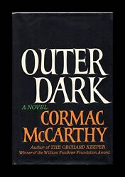 Cormac McCarthy  Outer Dark SIGNED First Edition 1968