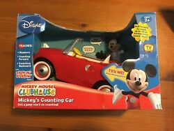 Disney Mickey Mouse Clubhouse Counting Car