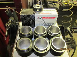 Corvair Corsa Spyder 140 H.p. 180 H.p.turbo Big Bore Cast Cylinders And Pistons
