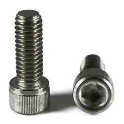 5/8-11 X 1 To 8 Inch Socket Head Cap Screw Bolt Stainless Steel