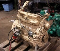 Deere 4039t 4039 T Diesel Engine Free Shipping To Usa Turbo 3.9