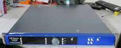 Snell Wilcox Hd Source High Definition Hdsdi Test Generator With Id Audio Optio