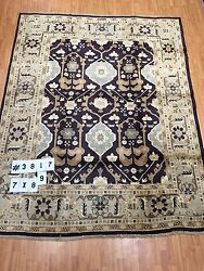 7and039 X 8and0399 New Turkish Oriental Rug - Hand Made - 100 Wool