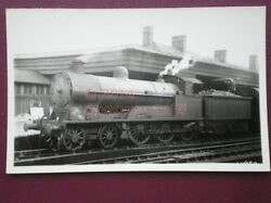 Postcard Rp Lms Ex Lnwr Cooke  Of Wales 4-6-0 25673 Lusitania