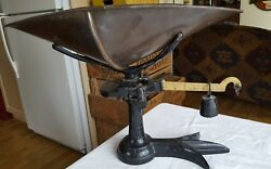 Antique Seed Feed Scale Works General Store Display