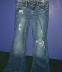 Womenand039s/ Teenand039s Jeans - American Eagle - Size 0