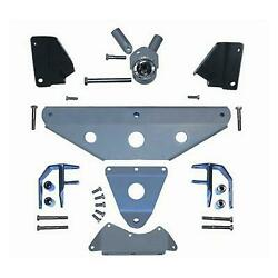 Rubicon Express Extreme-Duty Long Arm Rear Tri-Link Suspension Upgrade Kit -