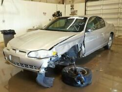 Heater Climate Temperature Control Dual Zone Opt CJ3 Fits 04-05 IMPALA 545772