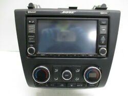 08 09 Altima Bose Bluetooth Navigation Display Radio w Climate Control OEM LKQ