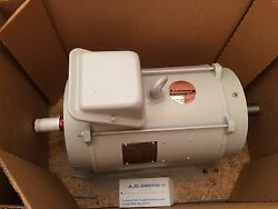 A.o. Smith Avionic Part Number 7-850716j3 20hp Electric Motor