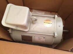 A.o. Smith Avionic Part Number 7-850065j3 20hp Electric Motor