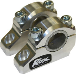 Rox Offset Block Riser 1-1/4 Rise With Reducer 3r-b12poe