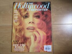 The Hollywood Reporter Magazine June 2018 Amy Adams,new.
