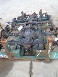 12 13 14 Ford F150 Locking Rear Axle Assembly 9.75 Ring Gear 3.55 Ratio 98K OEM
