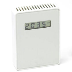 Telaire T8200-d Dual Channel Wall Mount Co2 Transmitter Lcd Display