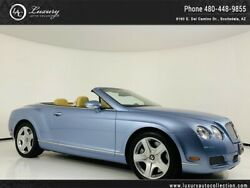 2009 Bentley Continental GT Convertible 480.418.6160 6.0L W12*6 Speed Auto Trans*19 Wheels*Heated Front Seats