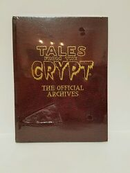 Tales From The Crypt, The Official Archives, Rare New In Plastic