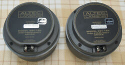 ALTEC LANSING 291-16K High Frequency Compression Driver Unit PAIR USED JAPAN jbl