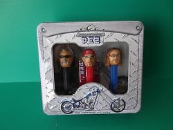Collectible Pez Dispensers Orange County Choppers 2006